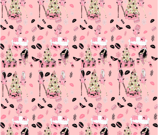 2F18896C-42F9-4BEE-BE58-64260E3B1365 fabric by pao~pao_clothe_pads_ on Spoonflower - custom fabric