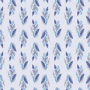 sea_leaves_blue