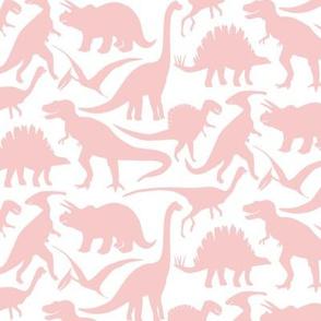 little Dinosaur Friends - Rose