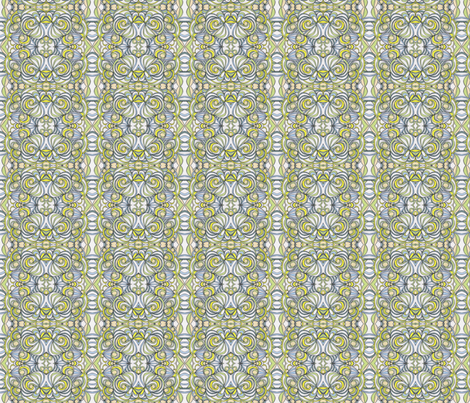 Cabbage beds fabric by unclemamma on Spoonflower - custom fabric
