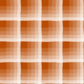 Soft Plaid Terracotta