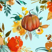 Rpumpkin-floral-mint_shop_thumb