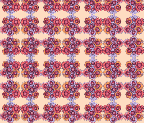Mums  fabric by unclemamma on Spoonflower - custom fabric