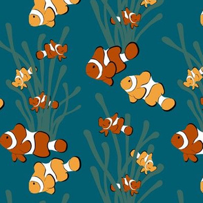 clownfish are cool!