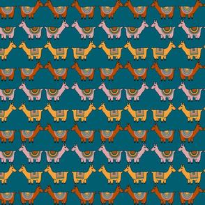 Llmited Palette Llamas