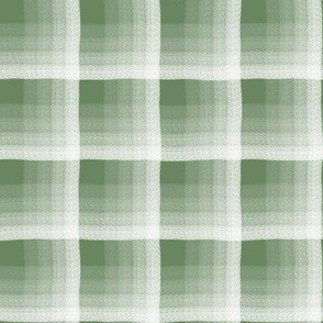 Soft Plaid Sage