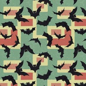 Bats at Pacmanville