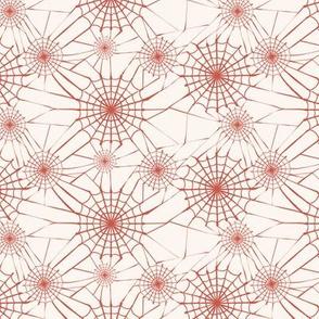 Pacmanville-spider web