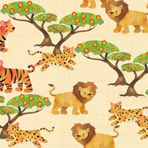 Wild Safari 2 Tan