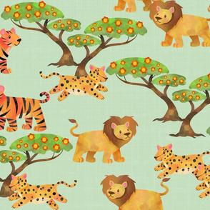 Wild Safari 2 Green