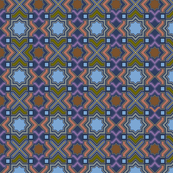 Arabic Tile Theme