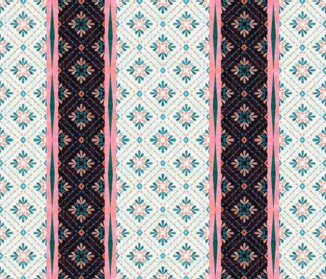 Rboho-tile-mint-peach-cheater-quilt_shop_preview