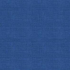 Linen Bright Blue, duplicate