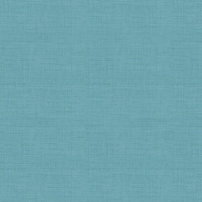 Linen Faded Turquoise