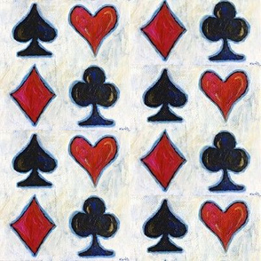aces & Spaces .. Let's play cards!