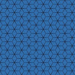 Samuel med blue