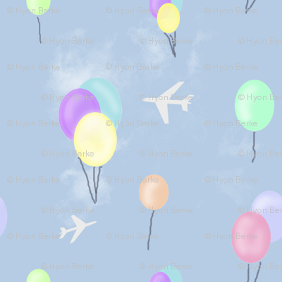 Balloons and Planes