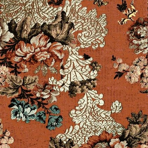 French Brocade