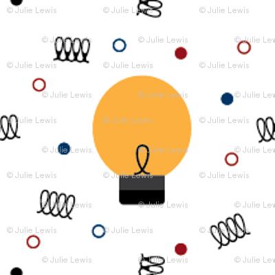 CA bulb and filagrees