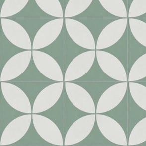 Reverse Green Circle 1