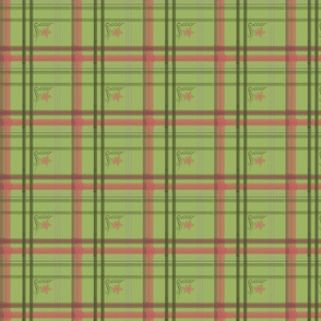 Kathryn's Plaid | Cider Apple