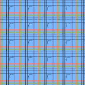 Kathryn's Plaid | Forager's Brights
