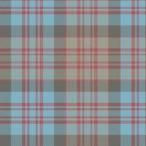 "MacDonald tartan variant, 6"" faded"