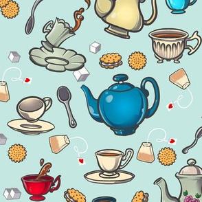 Alice's Tea 1 Large
