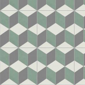 Green + Gray Box 1