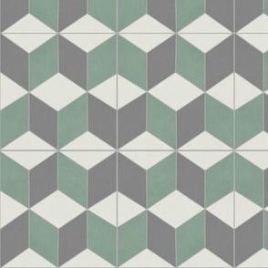 Green + Gray Box 2