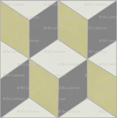 Yellow + Gray Box 1
