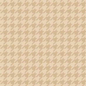 F-Houndstooth tan