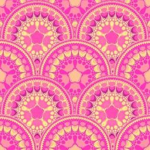 Fractal Mandala Deco 02
