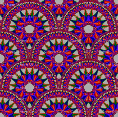 Fractal Mandala Deco 06