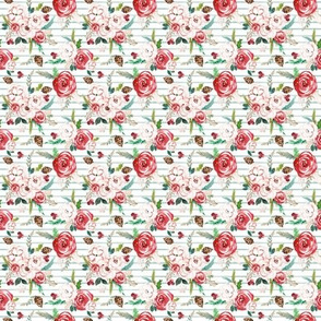 Christmas Florals 2x2