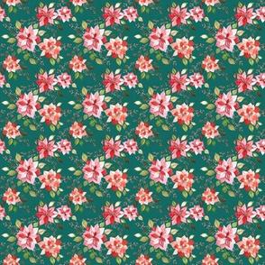 Poinsettia berry EMERALD 2x2