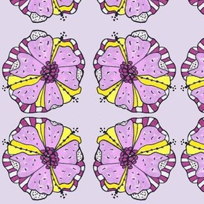 Blossoms-lavender
