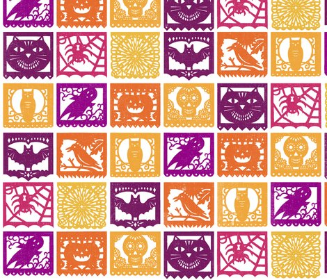 Halloween-picados-oilcloth-texture_shop_preview
