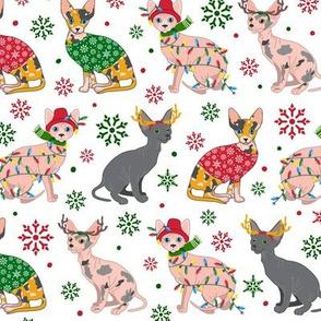 Spyhnx Christmas Snowflakes
