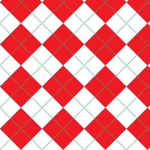 Retro Checkerboard
