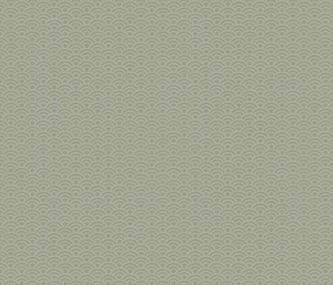 Yuzu Fishscale fabric by httpkoopa on Spoonflower - custom fabric