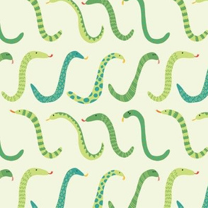 Snakes in a Row_butter