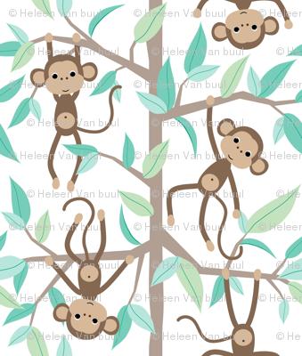 Monkey Jungle - bidirectional