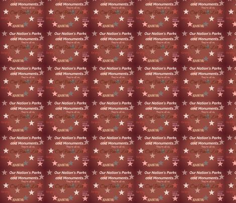Bucket List fabric by lerelle_designs on Spoonflower - custom fabric