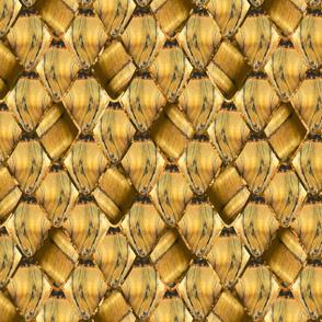 Tumbled Agate Gemstone Dragon Scales