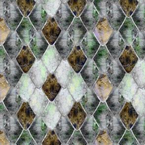 Forrest Opal Gemstone Dragon Scales