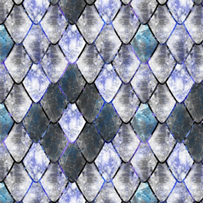 Stone Galaxy Gemstone Dragon Scales