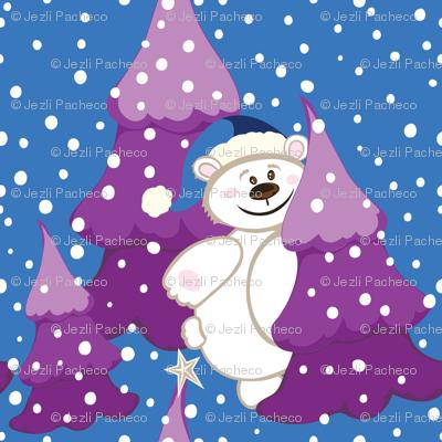 XMAS Holiday Bear