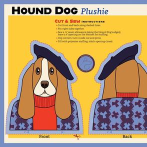Hound Dog Plushie 2_21x18