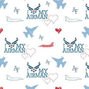I Love My Airman!